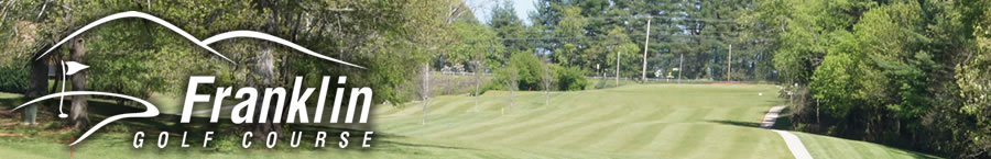 Franklin Golf Course in Franklin NC
